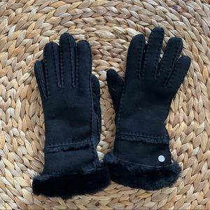 UGG Shearling Sheepskin Gloves